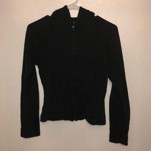 black Express sweatshirt